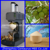 Green automatique Coconut Peeling Machine avec Good Price