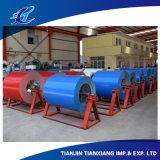 PPGI laminou as bobinas de aço de Prepianted Glvanized