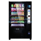 Vendita calda! Distributore automatico combinato per lo spuntino e le bevande