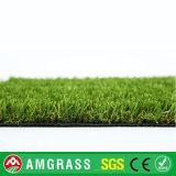 Erba abbastanza artificiale per l'erba artificiale dell'acquario artificiale del prato inglese iarda/del giardino