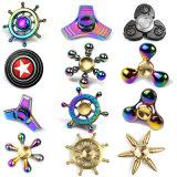 Bunter Handspinner/Unruhe-Spinner-/Handunruhe-Drehbeschleunigung-Spielzeug-/Rainbow-Unruhe-Spinner