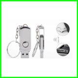 金属USB Pendriveの棒の旋回装置USBのフラッシュ駆動機構