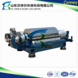 Type horizontal machine centrifuge Lw de spirale