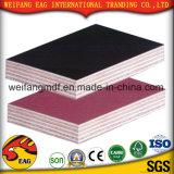 공장은 송신한다 필름에 의하여 직면된 합판 (WBP/MELAMINE/MR 접착제)를