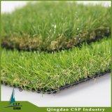 Relvado sintético da grama do jardim do quintal com mais baixo preço