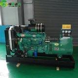 Генератор электрической турбины электростанции тепловозный с двигателем Китая