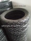 관 없는 다이아몬드 패턴 단단한 타이어