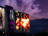 Экран высокой яркости яркий СИД проекта правительства P16 Skymax напольный