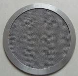 Сплетенный Ss диск фильтра сетки