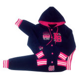 Children Clothesのための冬Kids Girl Sport Suit