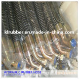 Tuyau hydraulique en caoutchouc à haute pression avec le prix bas