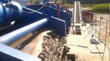 砂の洗濯機の線形振動スクリーン排水スクリーン