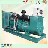 groupe électrogène électrique diesel silencieux de Ricardo de groupe électrogène 100kw