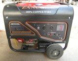 6kw/7kVA 8000 Ohv Digital elektrischer beweglicher Benzin-Generator