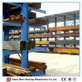 Racking Cantilever da fabricação de metal da folha
