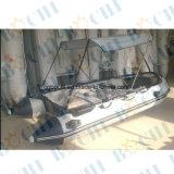 4人0.9mmの厚さ膨脹可能な党ボート