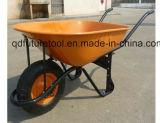 Wheelbarrow do jardim do carrinho de mão de roda