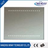 壁の台紙の空想LEDの軽くスマートな浴室ミラー