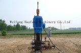Dispositif pilotant 22kw de surface horizontale de pompe de puits de pompe de vis