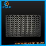 Caisse d'emballage en plastique de PVC de plateau électronique