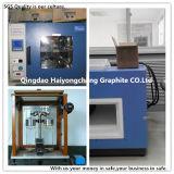 Кирпичи углерода магнезии использовали естественный серебристый графит +895,