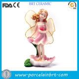 Fairy vistoso di volo della decorazione del giardino della resina