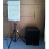 X-1828 si raddoppiano riga professionale bidirezionale sistema dell'altoparlante di schiera audio