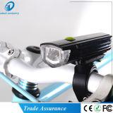 Фара Bike велосипеда USB перезаряжаемые супер яркая 3W белая СИД