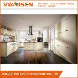 Gabinete de cozinha modular da laca do estilo simples para Austrália