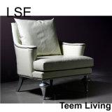 Sofà moderno del fabbricato del salone della mobilia di stile del nuovo sofà classico
