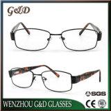 Marco óptico 42-003 del metal de la lente de Eyewear de la alta calidad
