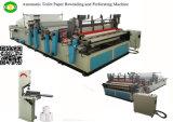 Máquina del crecimiento del rodillo enorme del papel de tejido de tocador de la alta calidad
