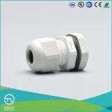 Presse-étoupe de câble électrique en nylon de page de presse-étoupe de câble d'Utl Pg11 avec IP68