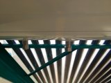 Подогреватель воды шатровой крышки солнечный
