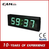"[Ganxin] ""Timer LED 2.3 wrold Time Table conto alla rovescia digitale elettronico"