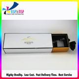 Runde Entwurfs-Duft-Kerze-verpackenkasten mit Papierkappe