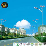 50W LED Solarstraßen-Licht-China-Fertigung