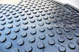 En124 D400 Resin FRP Composite Locking System Manhole Cover mit Shockproof Rubber Sealing