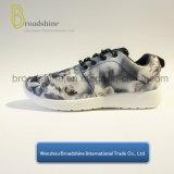 Zapatos corrientes de las mujeres con la inyección Outsole (ES191711) del PVC