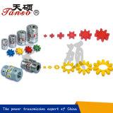 中国の製造者のTSSfの機械装置のための適用範囲が広い顎のタイプカップリング