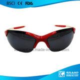 2017 lunettes de soleil chaudes de sport de bâti d'espace libre de vente de nouveau produit pour les hommes