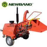 ディーゼル機関を搭載する農業の木製の砕木機
