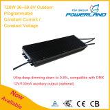 alimentazione elettrica costante programmabile esterna della corrente LED di 720W 36~58.8V