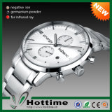 Montre en acier inoxydable en acier inoxydable 4 in1 Energy Time (CP-JS-BB-002)