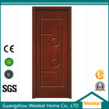 Porte en bois solide avec le bâti en bois solide de 100% (WDP5068)