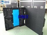 Pantalla de visualización de alquiler de fundición a presión a troquel de interior/al aire libre de LED LED de la cabina de aluminio de P3.91/P4.81/P5.95