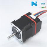 Motor eléctrico paso a paso con el conductor (compacto)