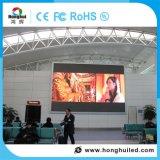 P3.91 P4.81 실내 LED 스크린을 광고하는 HD 호텔