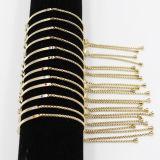 誕生日の調節可能な棒ブレスレットは方法ステンレス鋼のブレスレットの宝石類に投石する