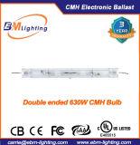 il kit NASCOSTO CMH 630W con 315W uscita gemellare 315W CMH coltiva l'indicatore luminoso e la reattanza elettronica NASCOSTA Dimmable